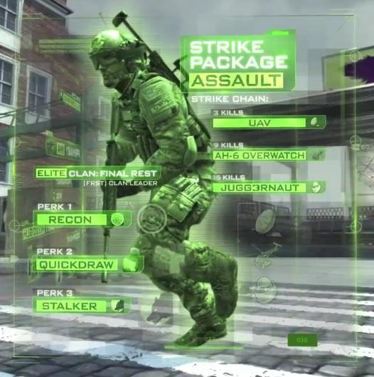 Modern Warfare 3 Multiplayer Trailer Analysis   COD n Chips